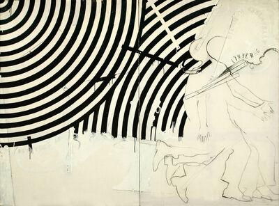 Mario Schifano, 'Winter though the Museum (L'inverno attraverso il museo)', 1965