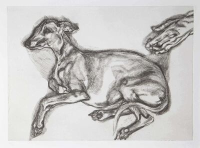 Lucian Freud, 'Pluto aged Twelve', 2000