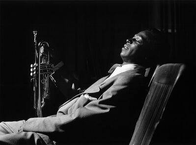 Bob Willoughby, 'MILES DAVIS', 1950