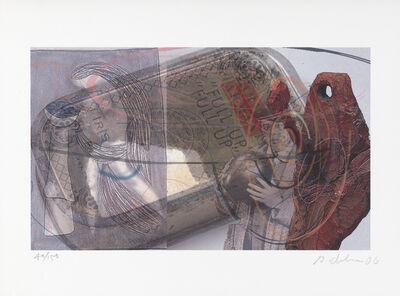 Albert Oehlen, 'Aus Dem Nachlass', 2007