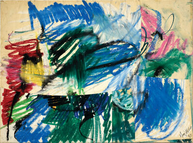 Mary Abbott, 'Untitled', 1957