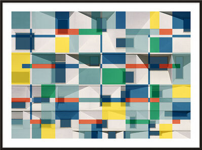 Roland Fischer, 'Transhistorical Places (Bauhaus)', 2019