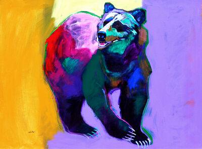 John Nieto, 'Grizzly Confrontation', 2009