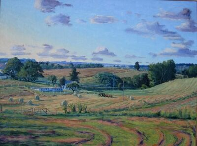 Henry Coe, 'June in Spring Valley', 2008