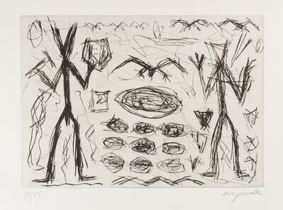 A.R. Penck, 'Untitled', 1983