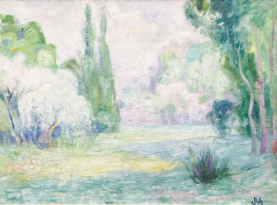 Jean Metzinger, 'Clairière', ca. 1903