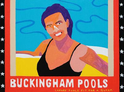 Alan Fears, 'Buckingham Pools', 2019