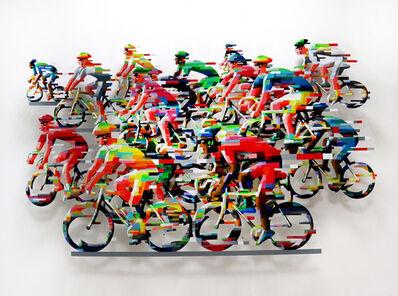 David Gerstein, 'Racing', 2015