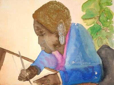 Kathy Pieper, 'Julia Painting', 2016