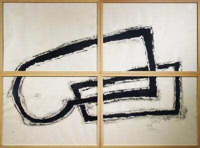 Lai Chi-Man 黎志文, 'Circle and Square 圓方', 2000