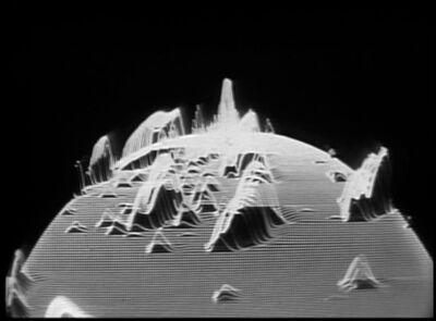 Woody Vasulka, 'Grazing (Ocean Sounds)', 1976