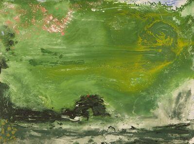 Helen Frankenthaler, 'Overture', 1992