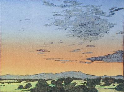 John Hogan, 'New Mexico Landscape', 1992