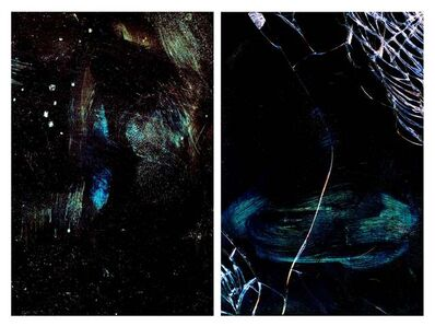 """Arslan Sükan, 'Untitled 13 and Untitled 14 Diptych, From the series of """"While You Are Surfing""""', 2014"""