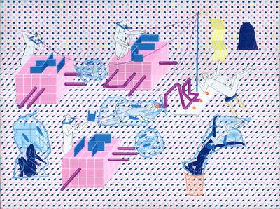 Mark Whalen, 'Three Men, One Puzzle', 2015