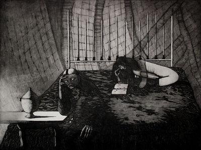 Sergio Vacchi, 'Il Vaso di Pandora', ca. 1980