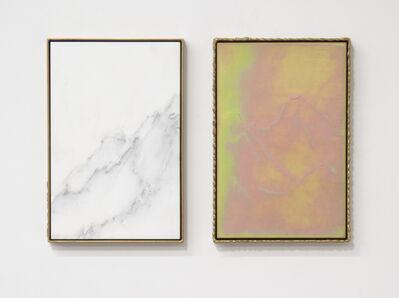 Devin Farrand, 'Carrara Diptych', 2017