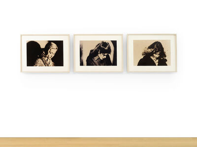 Richard Prince, 'Untitled (Three Women with Heads Cast Down)', 1980
