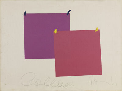 Aldo Mondino, 'Collage'