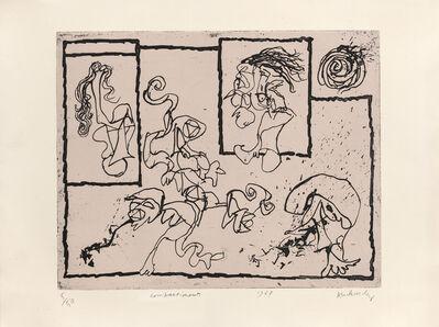 Pierre Alechinsky, 'Compartiments', 1967