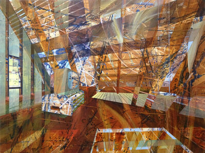 Benjamin Boothby, 'Nylon Rope & Creaky Stairs', 2015
