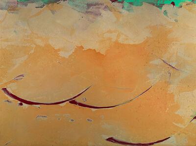 Walter Darby Bannard, 'Down Down', 1979