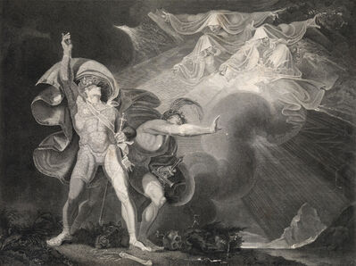 James Caldwall, 'Macbeth, Act I, Scene III', 1798