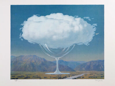 René Magritte, 'La Corde Sensible, 1960', 2010