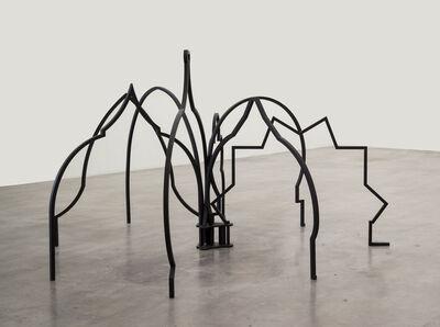 Zoulikha Bouabdellah, 'L'Araignée', 2016