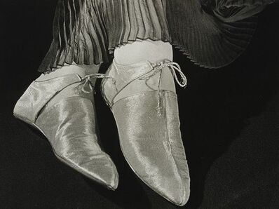 Ilse Bing, 'Silver Shoes', 1935