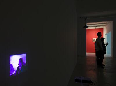 Hassan Khan, 'Technicolor Mubarak', 2001