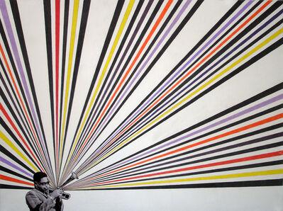 Rico Gatson, 'Dizzy', 2012