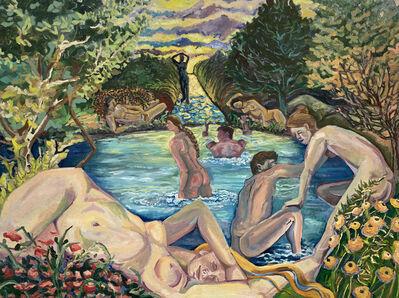 Bailey Gardner, 'Fresh Spring Bathers', 2021
