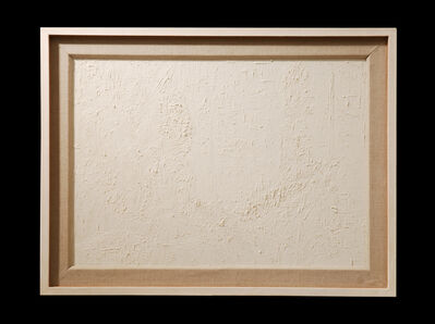 Keith Coventry, 'White Abstract (Trooping the Colour)', 1994
