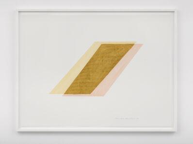 Channa Horwitz, 'Rhythm of Lines, 6-7', 1988
