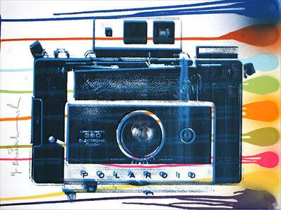 Mr. Brainwash, 'Polaroid (Unique)', 2008