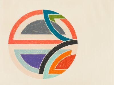 Frank Stella, 'Sinjerli Ia', ca. 1977