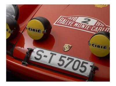 Michael Furman, '1970 911 RALLYE FRONT DECK LID', ca. 2014