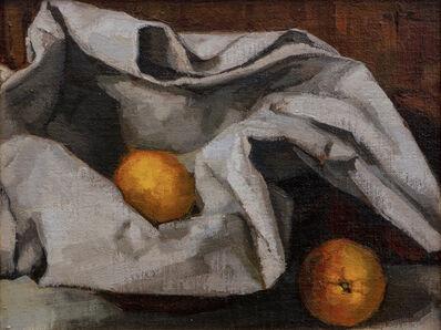 Paula Rubino, 'Navel Oranges and Linen', 2021