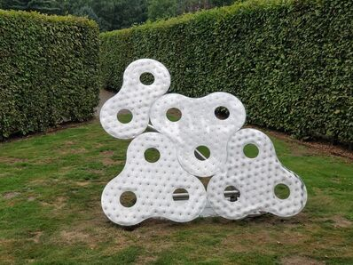 Richard Deacon, 'Infinity #14', 2001
