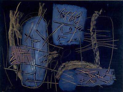 Fritz Winter, '54 / 16', 1954