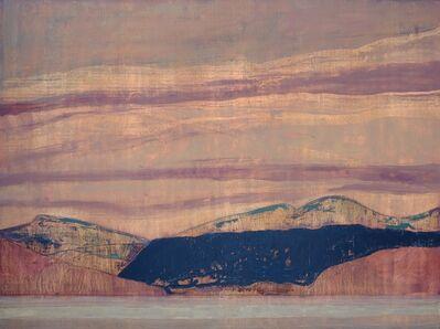 Herald Nix, 'Shuswap Lake #4 ', 2020