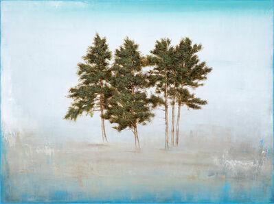 Jessica Pisano, 'Grove of Evergreens', 2020
