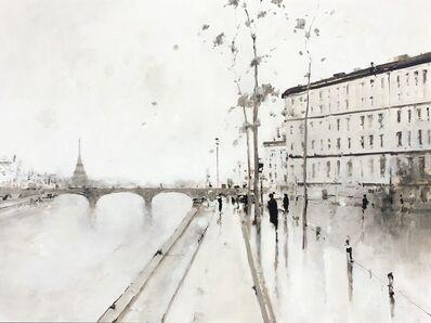Geoffrey Johnson, 'Bridge, Paris', 2019