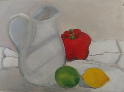 Judith Lambertson, 'Still Life with Red Pepper', 2019