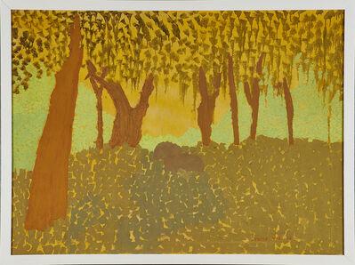 March Avery, 'Acropolis at Cumae', 1962