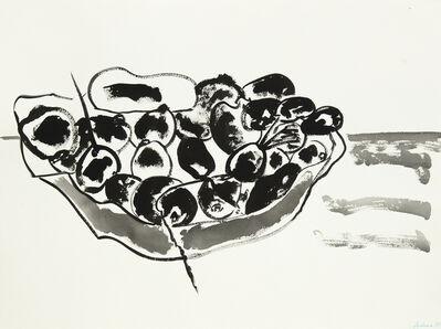 Etel Adnan, 'Fruits', 1988