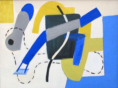 Vaclav Vytlacil, 'Untitled Abstraction', 1938
