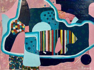Bernadette Youngquist, 'Candy Land 1', 2020