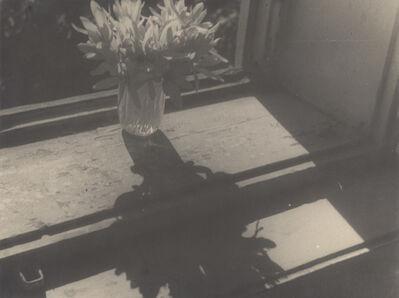 Stanislav Konecny, 'Flowers in Vase by Window', 1930s